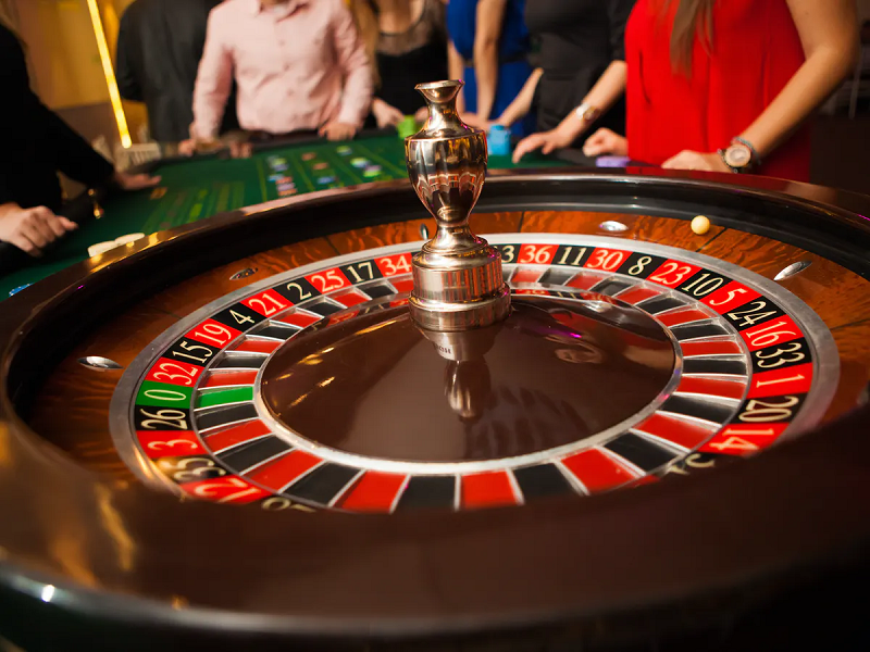 Have fun playing the Roulette Game - The simplest way to Play and Win - Big  Boss Slots